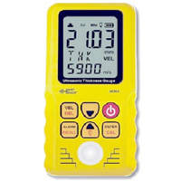 Intell Instruments Ultrasonic Thickness Gauge - KMAR860