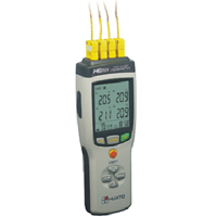 Thermometer Digital 4 Channel