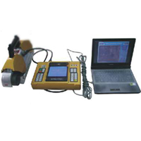 Wire Rope Tester Quantitatively inspect internal and external flaws,including fatigue.